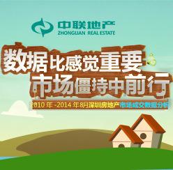 2010年-2014年深圳房地产市场成交分析
