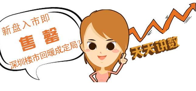 进入6月之后,深圳新房成交量已逐渐回归到一个相对正常的水平上