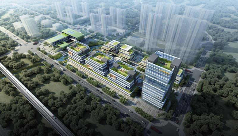深汕湾科技城