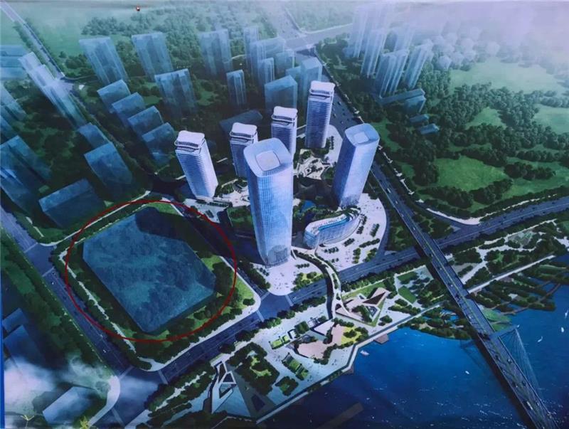 万达广场进入河源,预计2021年开业,打造城市新中心
