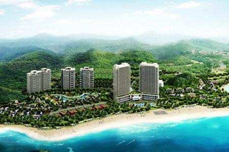 金融街巽寮湾旅游度假区 特色旅游经济圈形成