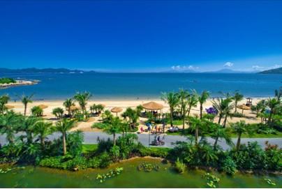 卓越东部蔚蓝海岸将在8月2-3日举行- 羽泉驾到 华润小径湾仲夏沙滩