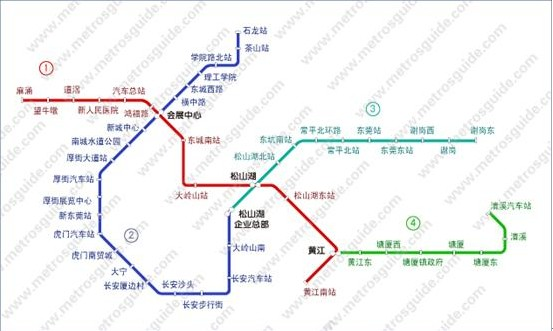 三角地第二社区线路图